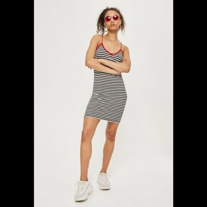 Topshop Striped Rainbow Dress 🌈